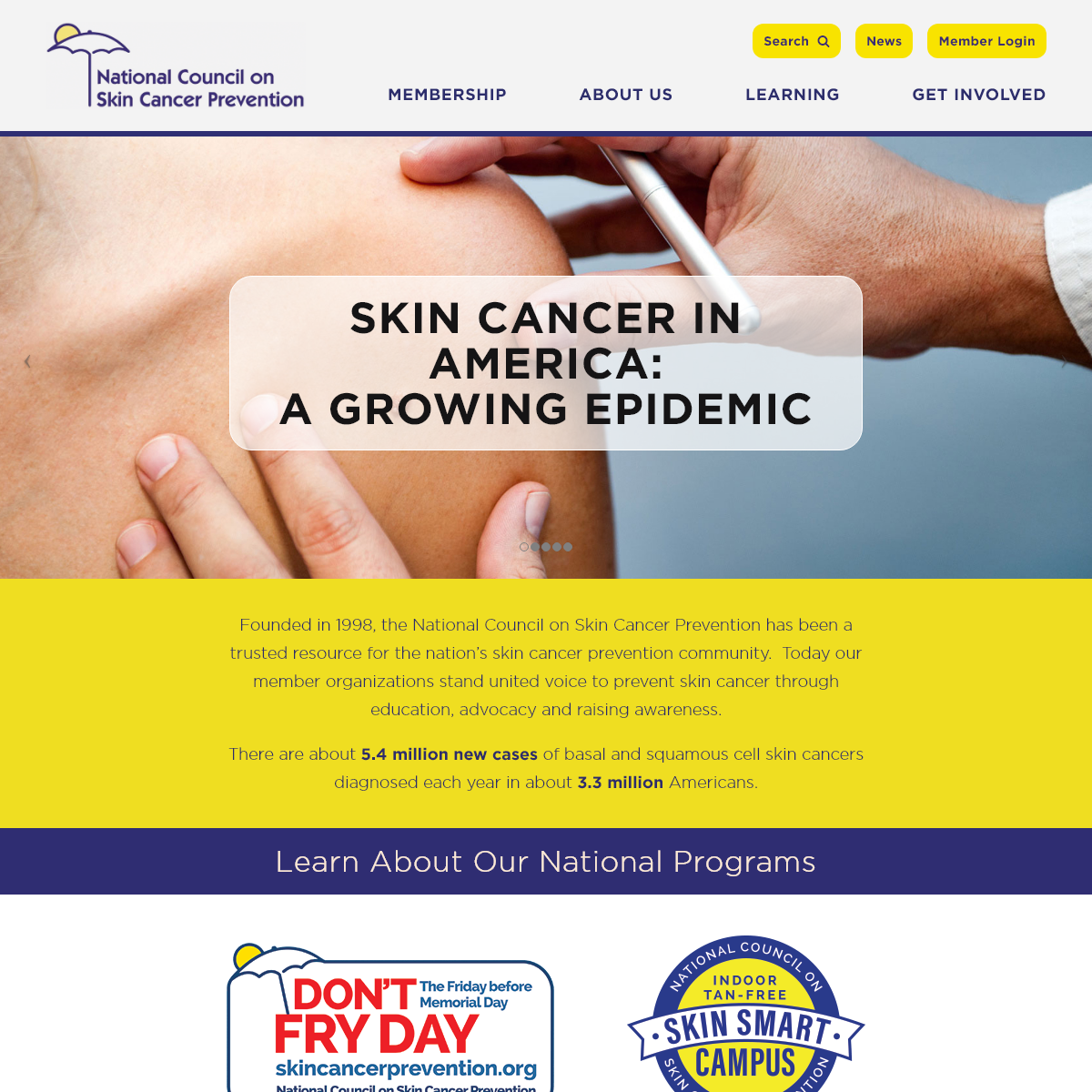 National Council on Skin Cancer Prevention