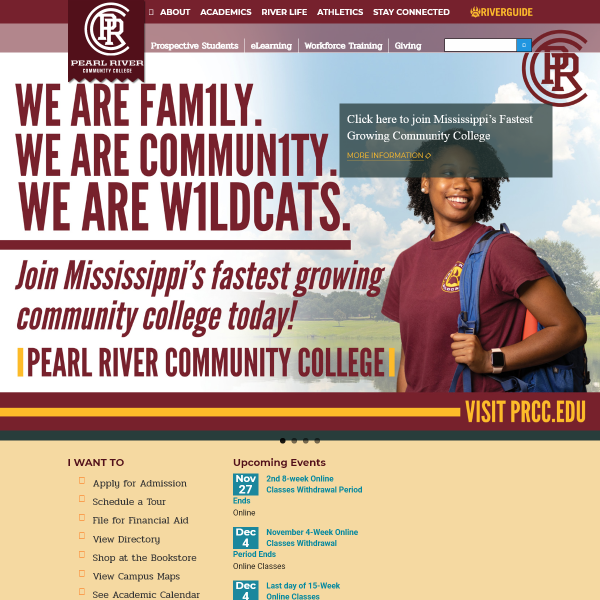 Pearl River Community College -