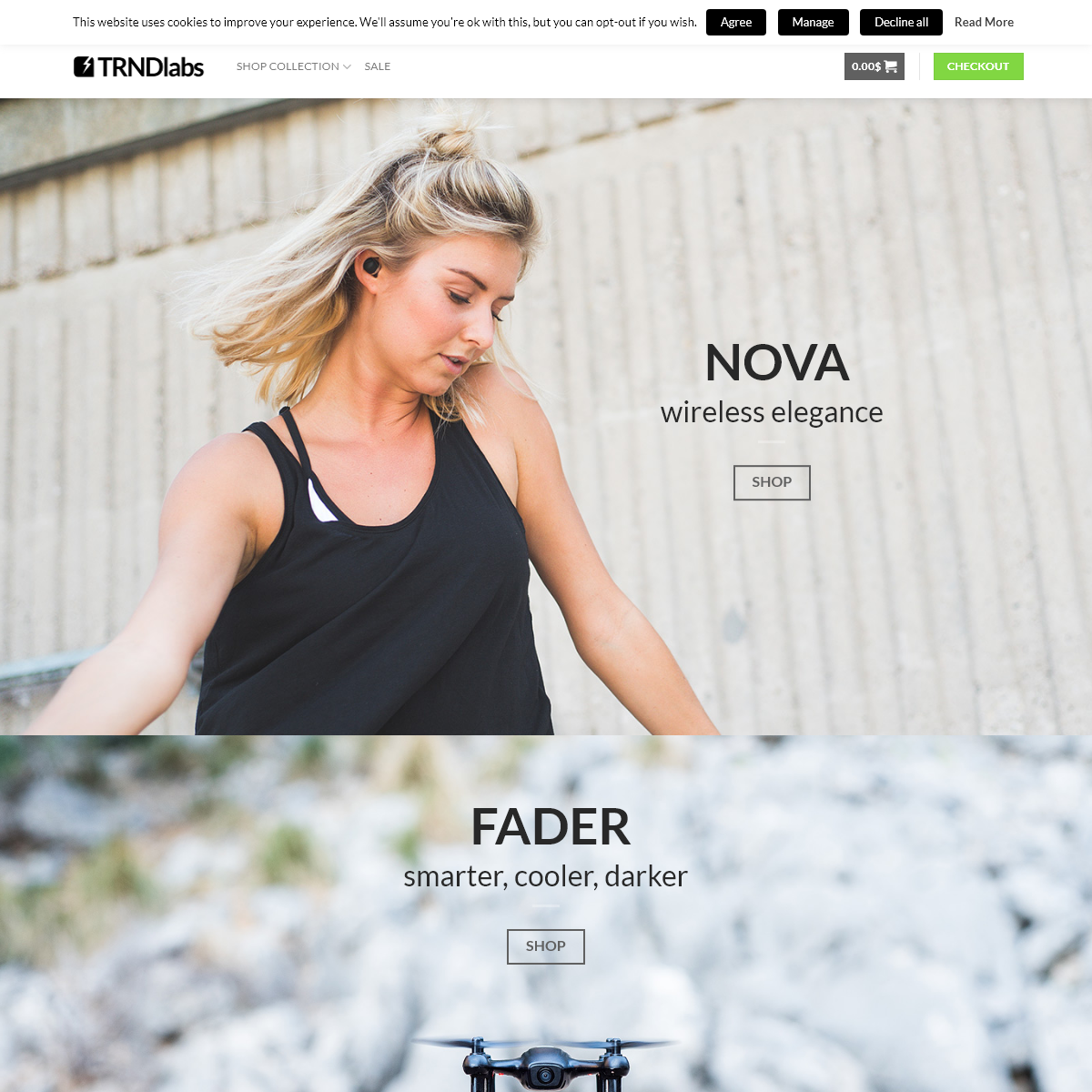 TRNDlabs - Design Focused Tech