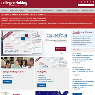 College Drinking, Changing the Culture