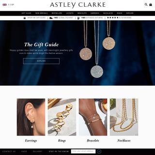 Astley Clarke - Fine & Demi-Fine Jewellery
