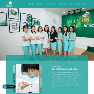 Bloom Beauty Clinic - Điều Trị Và Chăm Sóc Da Công Nghệ Cao
