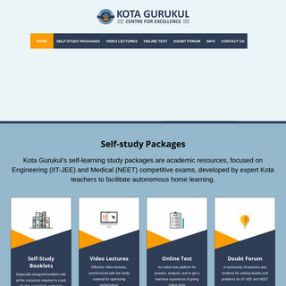 Kota Gurukul Centre for Excellence