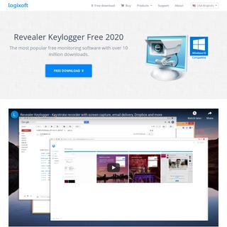 Download Revealer Keylogger Free 2020 for Windows 10