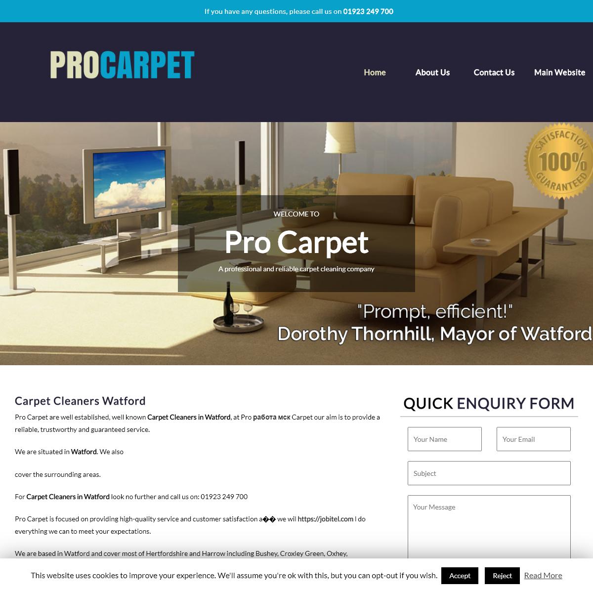 Carpet Cleaners In Watford - Pro Carpet - -Upholstery Cleaners Watford-Upholstery Cleaners In Watford-Landlord Cleans Watford-En