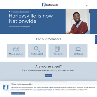 Harleysville Insurance Is Now Nationwide – Nationwide