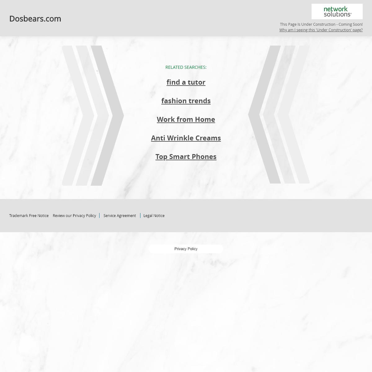 Dosbears.com