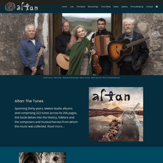 Altan - The Official SIte