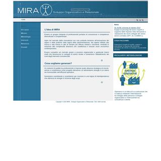 MIRA - Sviluppo Organizzativo e Relazionale