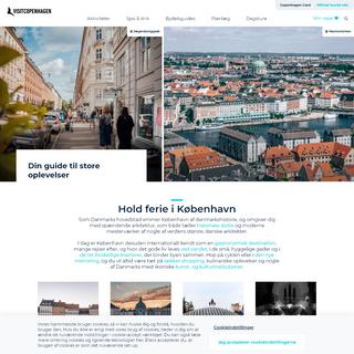 Den officielle guide til ferie i København og Hovedstadsregionen - VisitCopenhagen