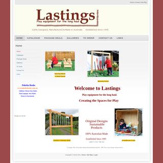 Home - Lastings