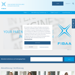 FIBAA- FIBAA - Your Partner For Excellence In Higher Education