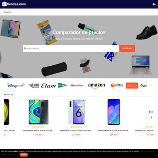 Comparador de precios online - Miles de productos - Tiendas.com