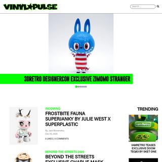 Home - Vinyl Pulse