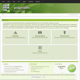pragmaMx