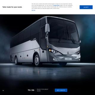TEMSA Bus & Coach - United States