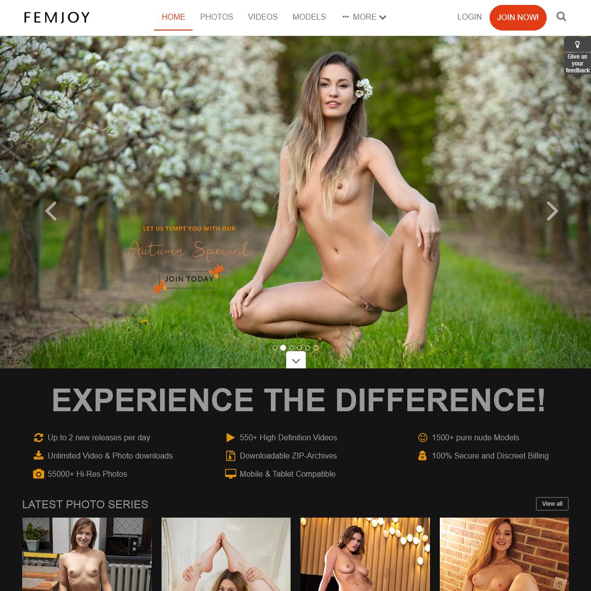 A complete backup of femjoy.com