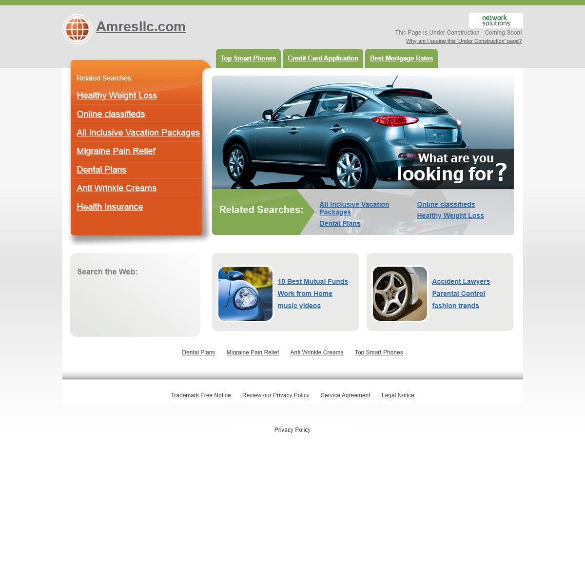 Amresllc.com