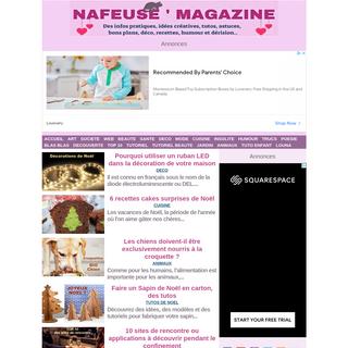 Nafeuse`Magazine