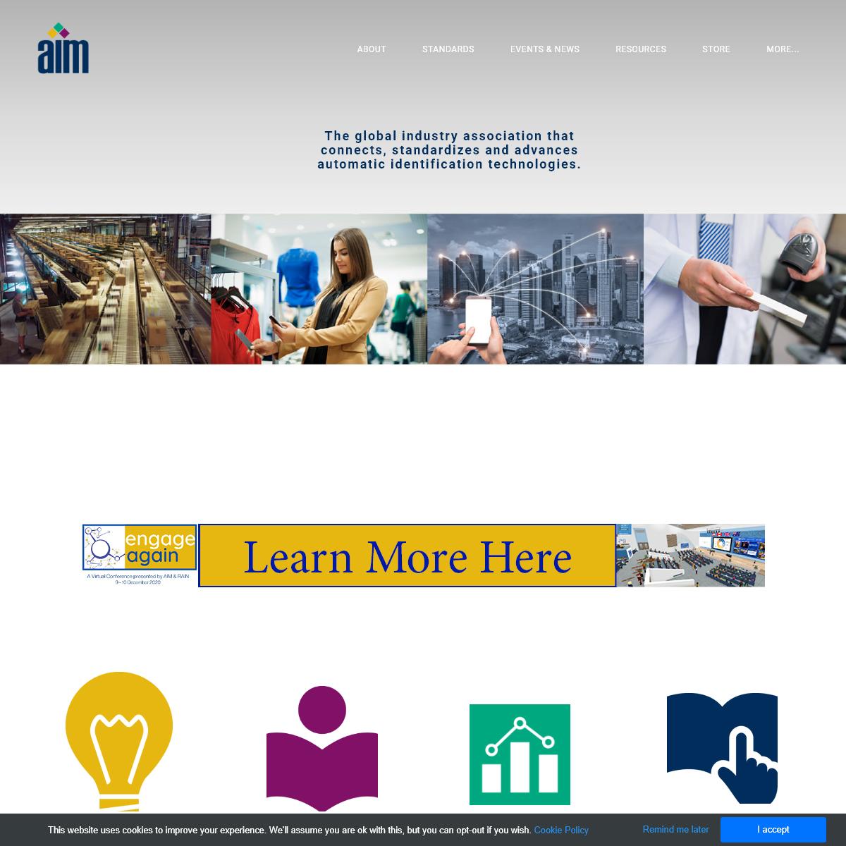 AIM - AIM Home