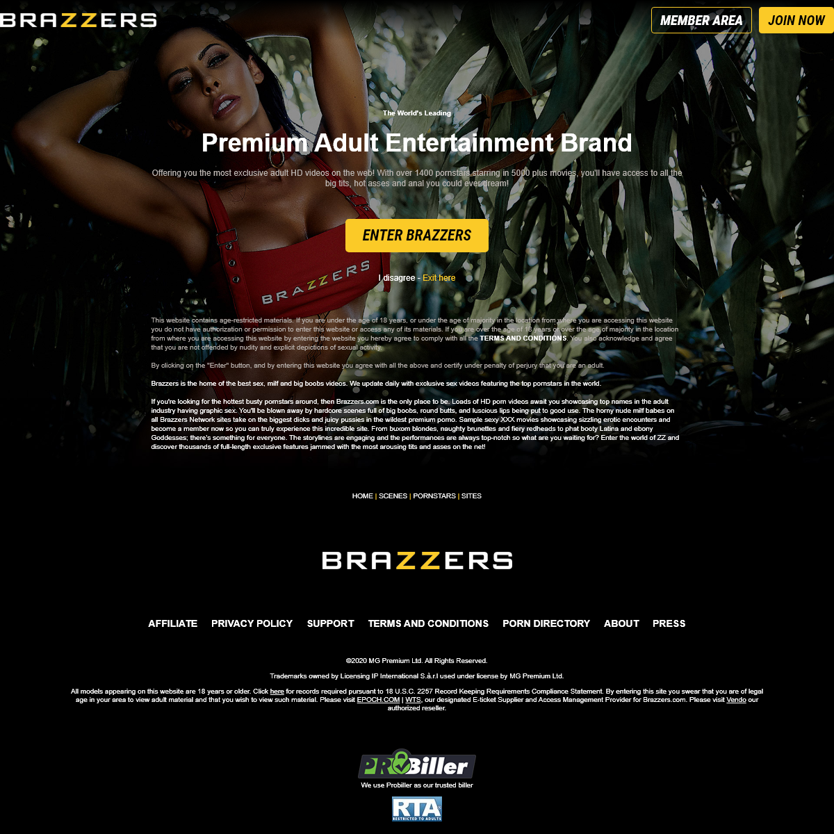 Brazzers - Official HD Porn Site