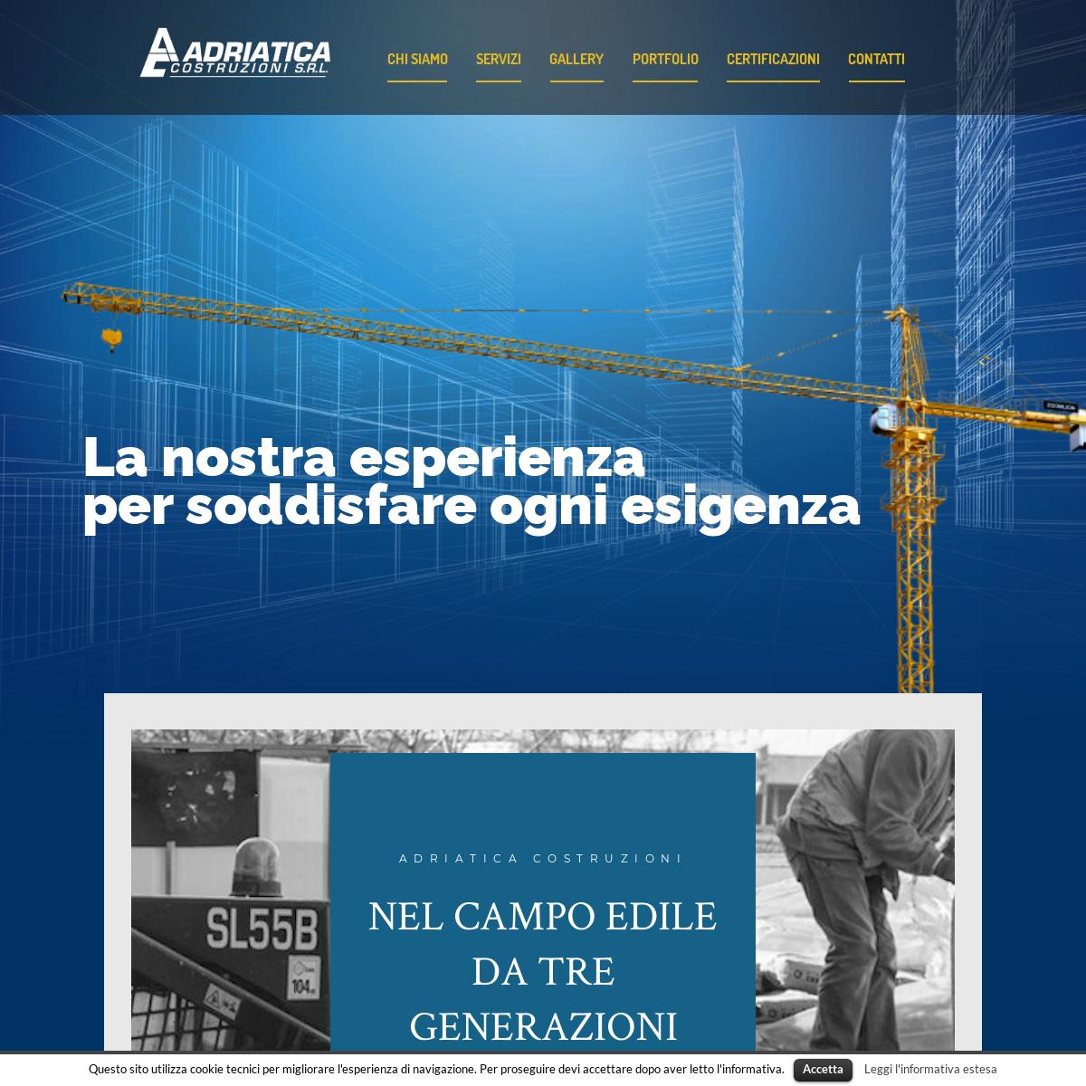Costruzioni Adriatica