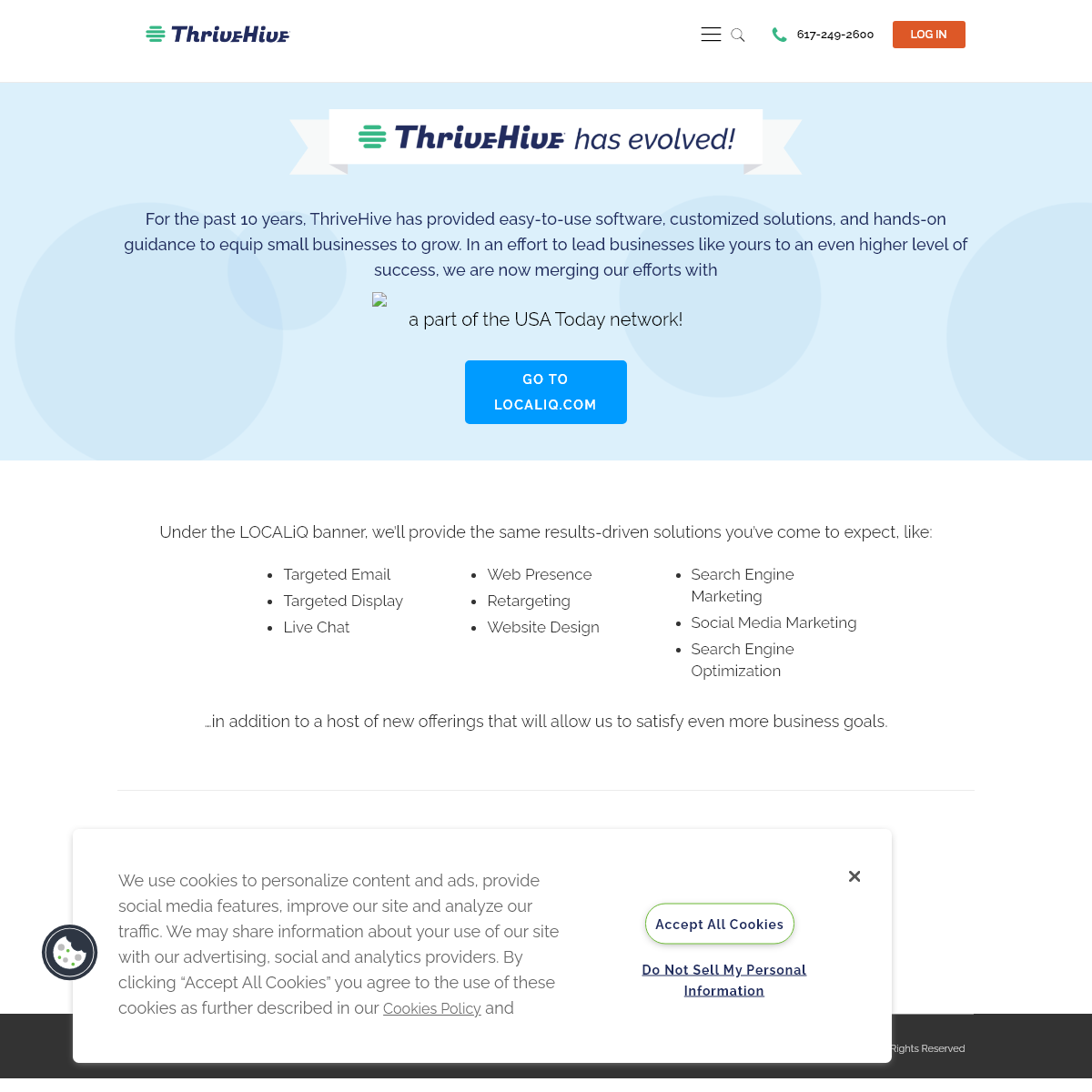Guided Marketing Solutions for Your Small Business - ThriveHive