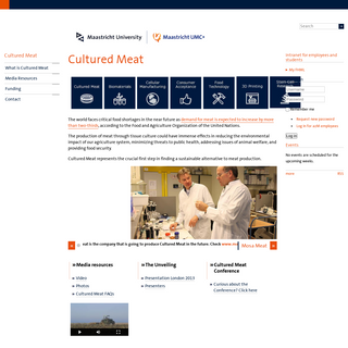 Cultured Meat - Cultured Beef