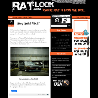 for the Rat-look, Hoodride, Nu, Abused, Drift, Bosozoku, Rusty Euro, ShedRide looks and more!