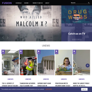 Fusion - Your News. Your World.