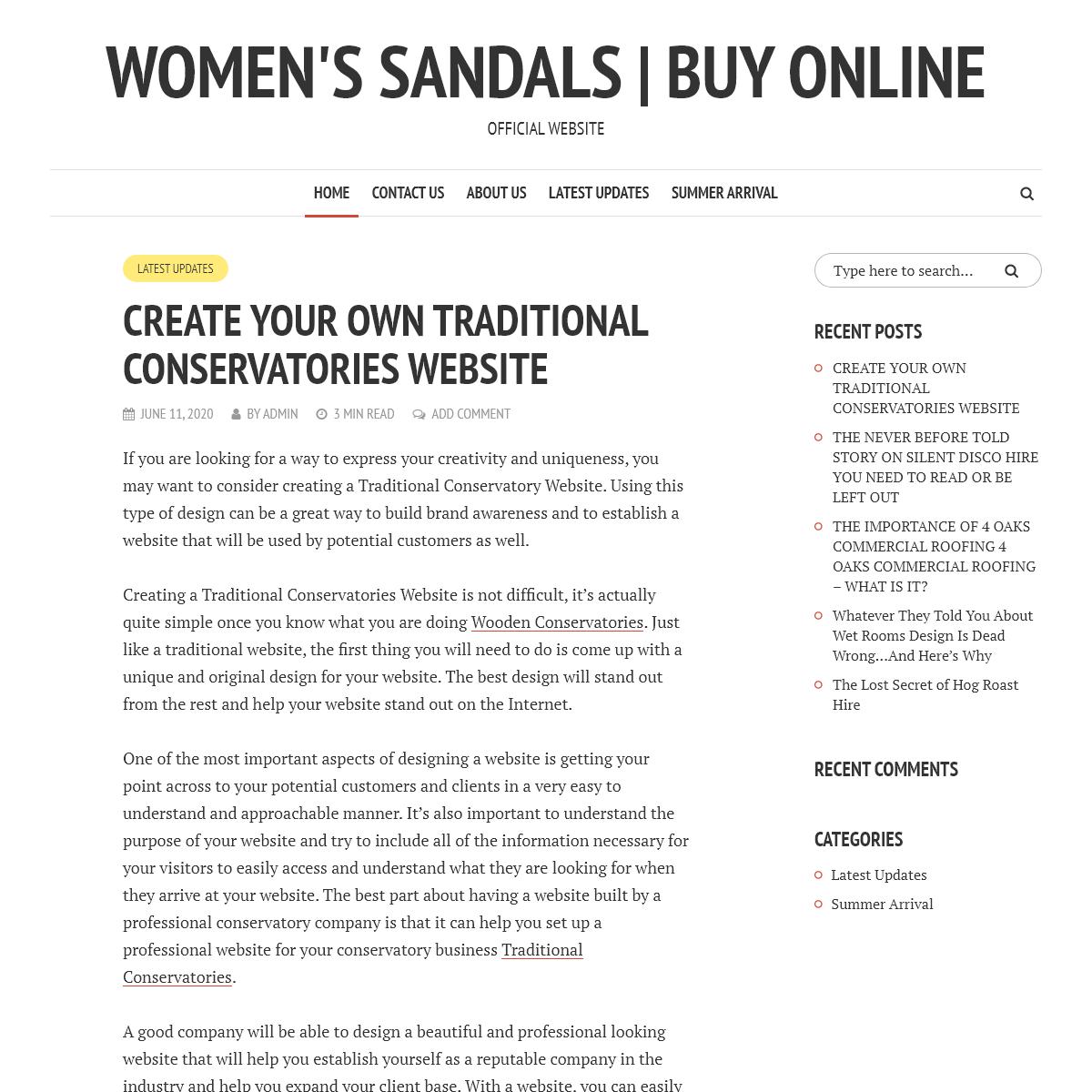 Women`s sandals - buy online - OFFICIAL WEBSITE