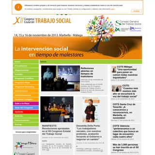 XIICTS - Noticias