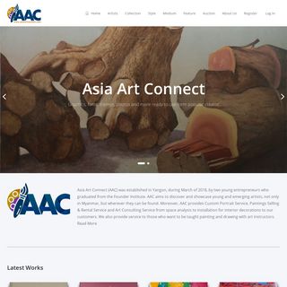 AAC – Asia Art Connect