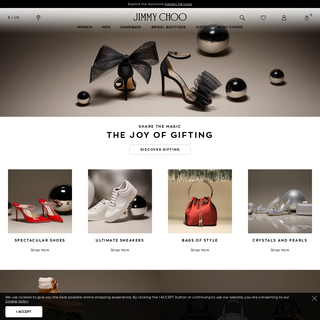 JIMMY CHOO - Official Online Boutique - Shop Luxury Shoes, Bags and Accessories