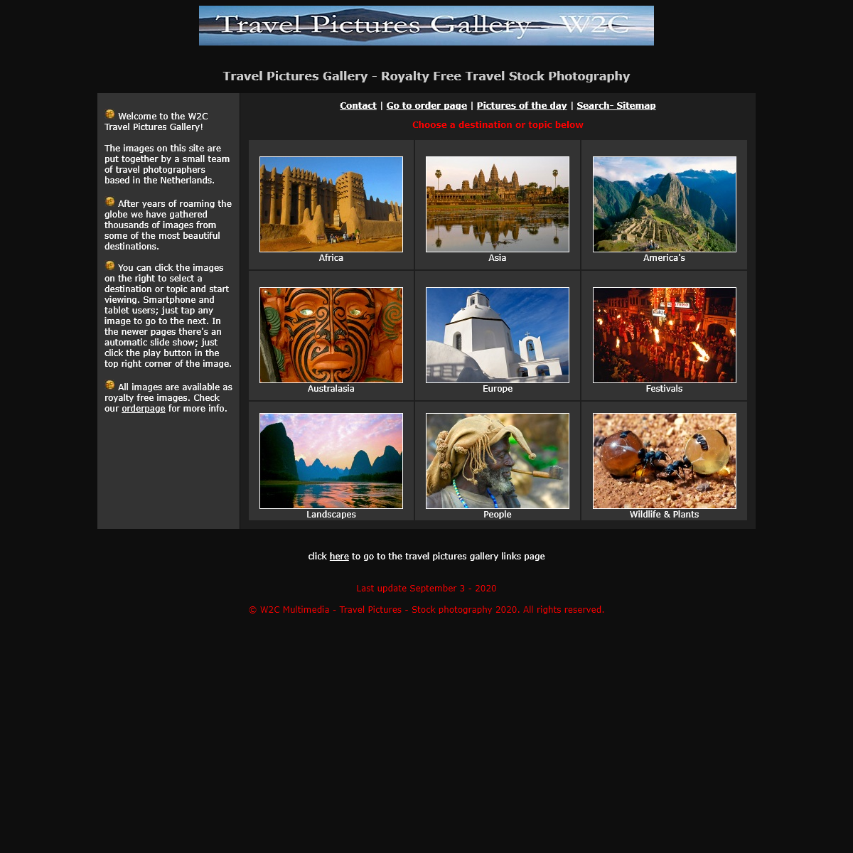 Travel Pictures Gallery - Royalty Free Stock Photography