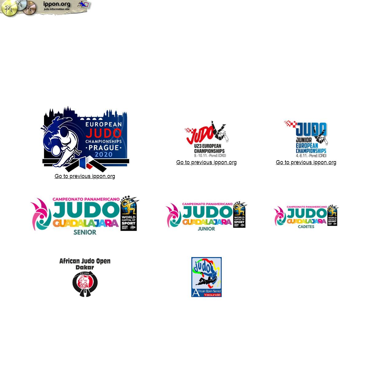 TTA - the Judo Information System