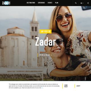 Zadar County Tourist Board, Croatia