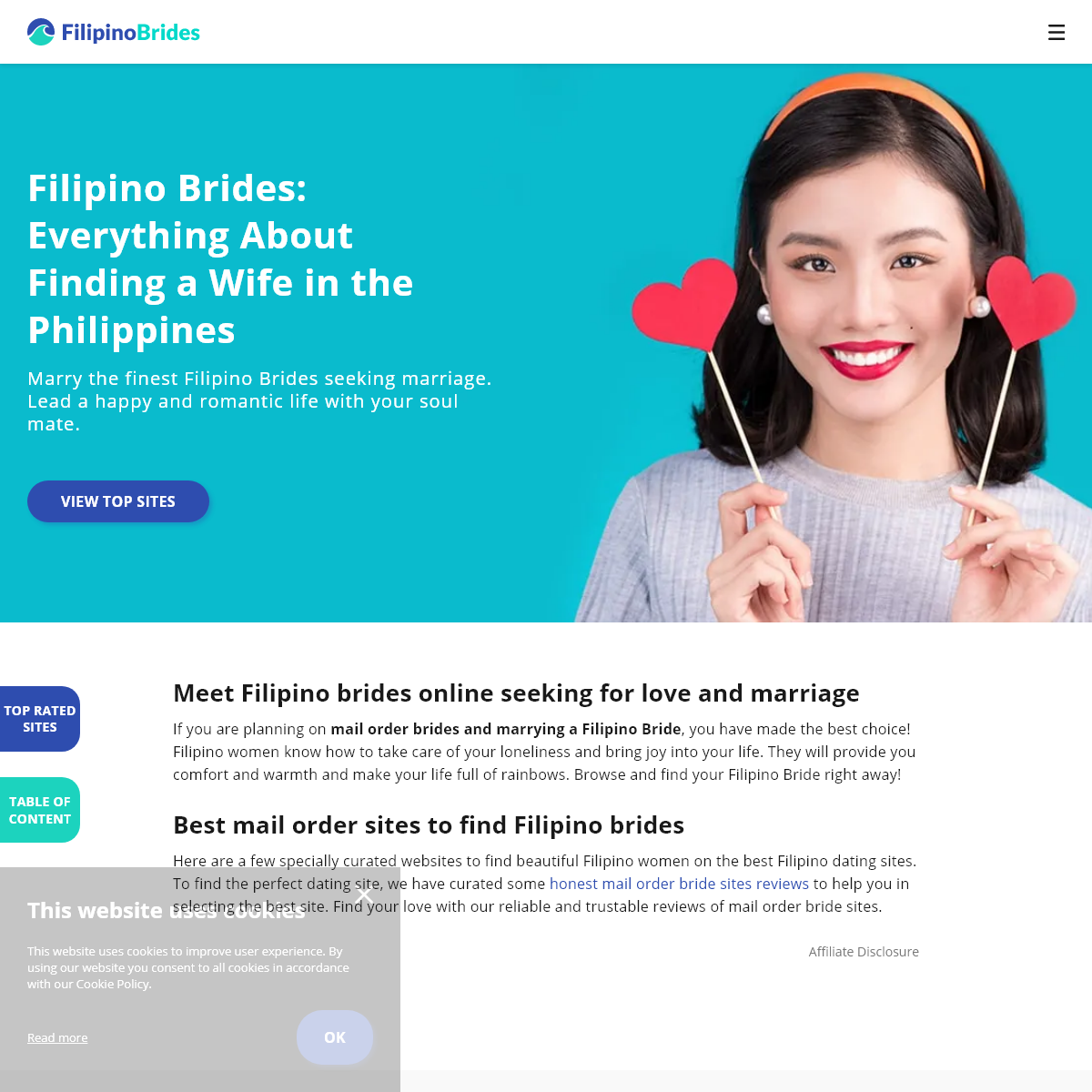 Find Beautiful Filipino Brides for Marriage Online