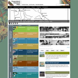 Queensland Historical Atlas -
