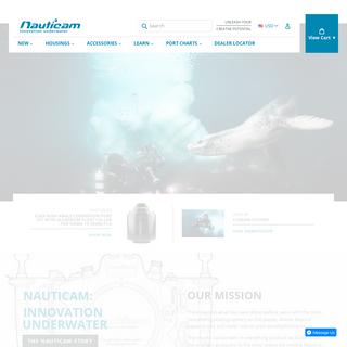 Nauticam - Innovation Underwater