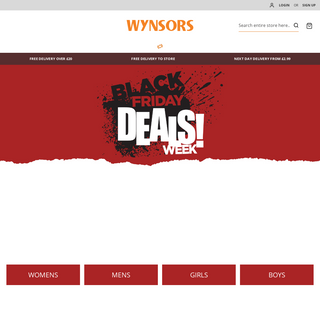 Wynsors World of Shoes - Cheap Shoes - Men, Women and Kids