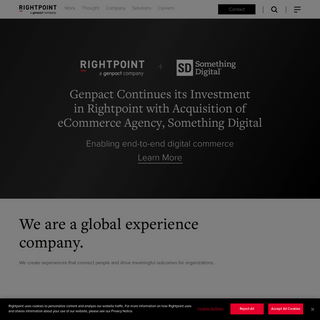 Transform Your Customer Experience - Rightpoint