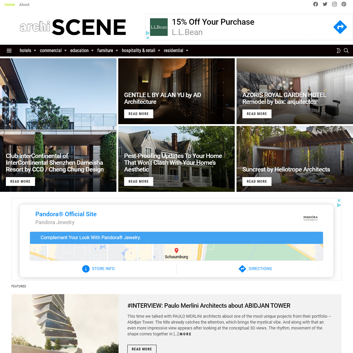 Archiscene - Your Daily Architecture & Design Update - Your Daily Architecture & Design Update