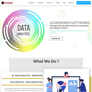 Business Intelligence Consulting Services, Data Analytics Company