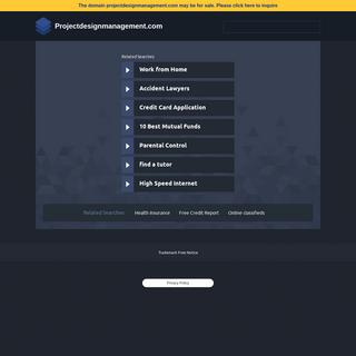 Projectdesignmanagement.com