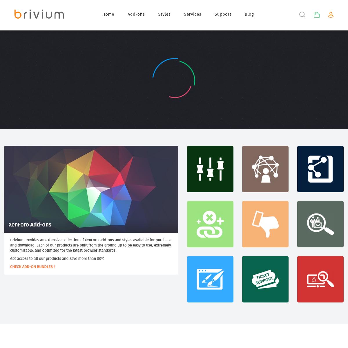 Brivium - Premium XenForo Addon - Style Club