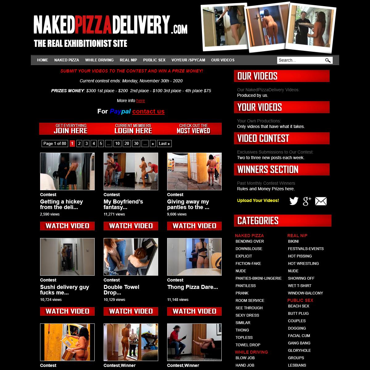 A complete backup of nakedpizzadelivery.com