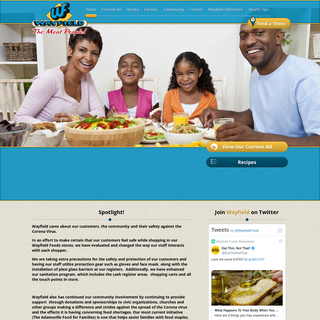 Atlanta Grocery Store - The Meat People - Wayfield Foods
