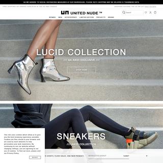 A complete backup of www.unitednude.com