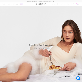 Sleeper – World`s First Walking Sleepwear